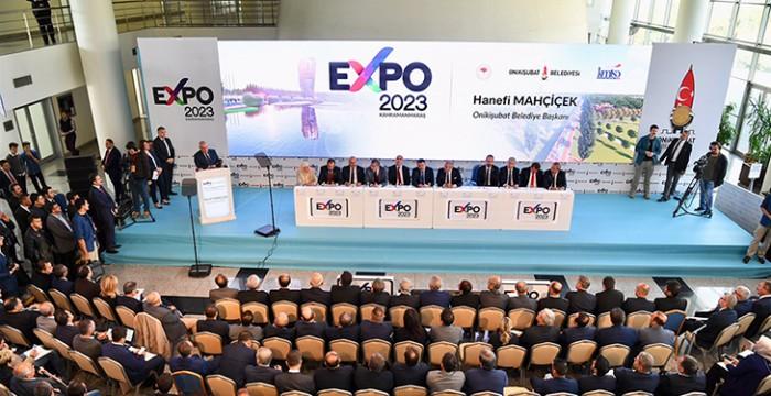 Kahramanmaraş Expo 2023...