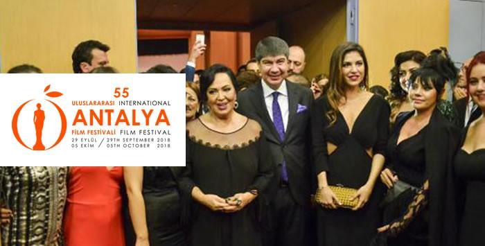 Antalya Film Festivali 2018...