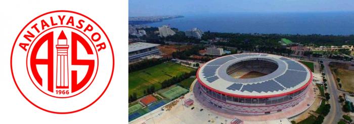 Antalyaspor Stadyum Açılışı...