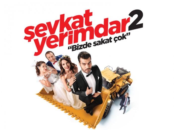 Şevkat Yerimdar 2 Filminin Medya İletişim Çal�...